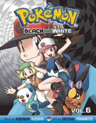 Pokemon Black and White 6 (Pokemon Black and White)