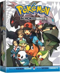 Pokemon Black and White (8-Volume Set) (Pokemon) (PAP/PSTR)