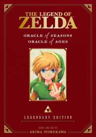 The Legend of Zelda : Oracle of Seasons and Oracle of Ages: Legendary Edition (Legend of Zelda (Legendary Edition))