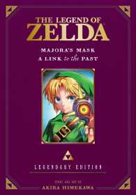 The Legend of Zelda : Majora's Mask / a Link to the Past (Legend of Zelda (Legendary Edition))