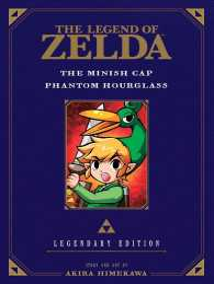 The Legend of Zelda : The Minish Cap / Phantom Hourglass--Legendary Edition (Legend of Zelda (Legendary Edition))