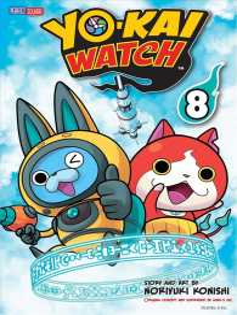 Yo-Kai Watch 8 (Yo-kai Watch)