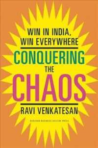 Conquering the Chaos : Win in India, Win Everywhere