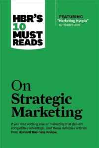 HBR&#039;s 10 Must Reads on Strategic Marketing (HBR&#039;s 10 Must Reads)