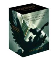 Percy Jackson Boxed Set (5-Volume Set) : The Lightning Thief / the Sea of Monsters / the Titans Curse / the Battle of the Labyrinth / the Last Olympia (BOX)