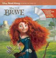 Brave Read-along Storybook (Read-along Storybook and Cd) (PAP/COM)