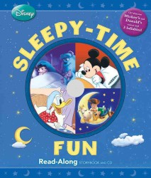 Sleepy-time Fun (A Disney Read Along Storybook) (BRDBK/COM)