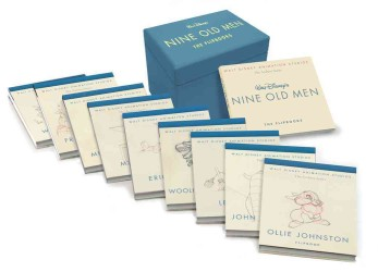Walt Disney&#039;s Nine Old Men the Flipbooks (Walt Disney Animation Studios, the Archive Series) (GFT DLX)