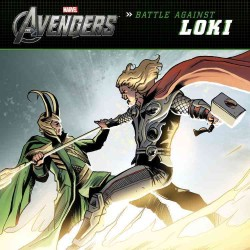 Battle against Loki : Battle against Loki (Marvel the Avengers)