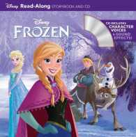 Frozen Read-Along Storybook and CD (Read-along Storybook and Cd) (PAP/COM)