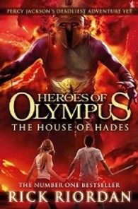 The House of Hades ( Heroes of Olympus 4 )( OME ) (INTERNATIONAL)