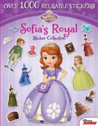 Sofia's Royal Sticker Collection (Sofia the First) (CSM NOV ST)