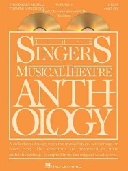 Singer's Musical Theatre Anthology Duets (Singer's Musical Theatre Anthology) <3> (PAP/COM)