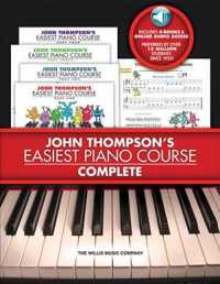 John Thompson's Easiest Piano Course- Complete (BOX PCK PA)