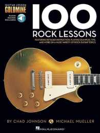 100 Rock Lessons (Guitar Lesson Goldmine) (PAP/COM)