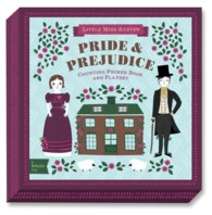 BabyLit Pride & Prejudice Playset with Book : Counting Primer Book and Playset (HAR/TOY)