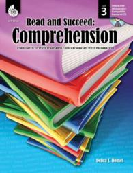 Read and Succeed: Comprehension, Level 3 (Read and Succeed: Comprehension) (PAP/CDR RE)