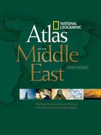 National Geographic Atlas of the Middle East (National Geographic Atlas of the Middle East) (2ND)