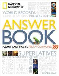 National Geographic Answer Book : 10,001 Fast Facts about Our World
