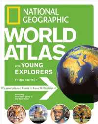 National Geographic World Atlas for Young Explorers (3RD)