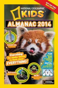 National Geographic Kids Almanac 2014 (International Edition)