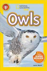 Owls (National Geographic Kids, Level 1)