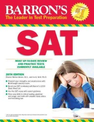 Barron&#039;s SAT (Barron&#039;s Sat (Book Only)) (26 PAP/CRD)