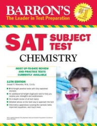 Barron's Sat Subject Test Chemistry (Barron's Sat Subject Test Chemistry) (11 Revised)