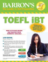 Barron's TOEFL iBT : Internet-based Test (Barron's Toefl Ibt) (14TH)