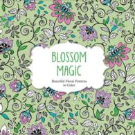 Blossom Magic : Beautiful Floral Patterns to Color (Color Magic) (CSM)