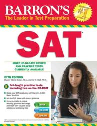 Barron's SAT (Barron's Sat (Book & Cd-rom)) (27 FLC MAC)