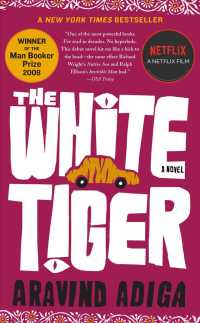 White Tiger -- Paperback / softback