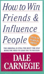 How to Win Friends and Influence People (OME A-FORMAT) (Reissue)