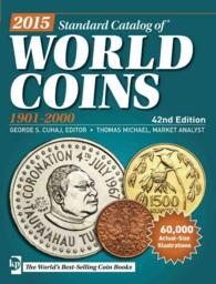 Standard Catalog of World Coins, 2015 : 1901-2000 (Standard Catalog of World Coins) (42)