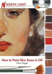 How to Paint Skin Tones in Oil (DVD)
