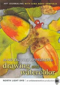 The No Excuses Approach to Drawing and Watercolor (DVD)
