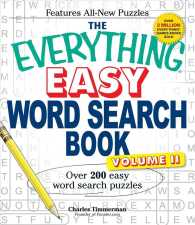 The Everything Easy Word Search Book : Over 200 Easy Word Search Puzzles (Everything) <2>