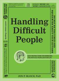 Handling Difficult People (Reprint)