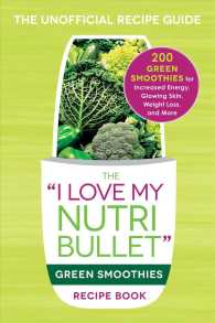 �N���b�N����ƁuThe I Love My Nutribullet Green Smoothies Recipe Book : 200 Healthy Smoothie Recipes for Weight Loss, Heart Health, Improved Mood, and More�v�̏ڍ׏��y�[�W�ֈړ����܂�