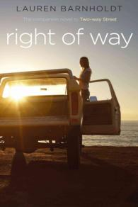 Right of Way (Reprint)