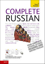 Complete Russian book/CD Pack: Teach Yourself