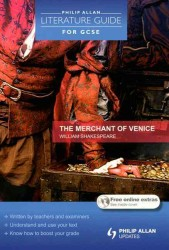 The Merchant of Venice (Philip Allan Literature Guide for Gcse) (PAP/PSC)