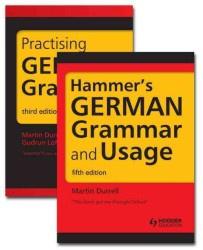 German Grammar Pack (2-Volume Set)