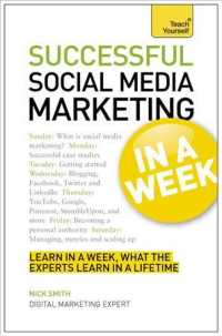 Successful Social Media Marketing (Teach Yourself)