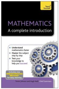 Mathematics : A complete introduction (Teach Yourself) (Reprint)