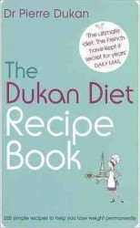 Dukan Diet Recipe Book -- Paperback