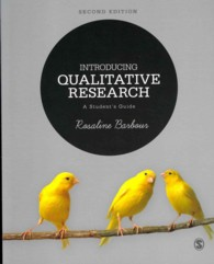 Introducing Qualitative Research : A Student's Guide (2ND)