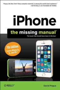 IPhone : The Missing Manual (Missing Manual) (7TH)
