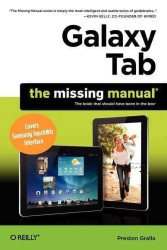 Galaxy Tab 2 : The Missing Manual (Missing Manual)