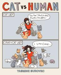 Cat vs Human